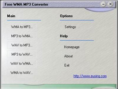 Free WMA MP3 Converter   heise Download