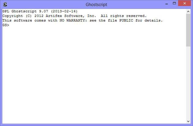 Ghostscript | heise Download