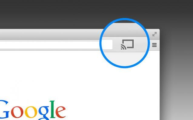 Google Cast - Add-on für Google Chrome | heise Download
