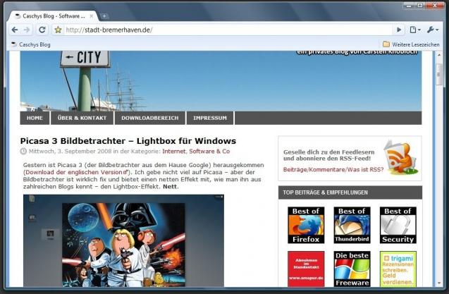 Google Chrome Portable | heise Download