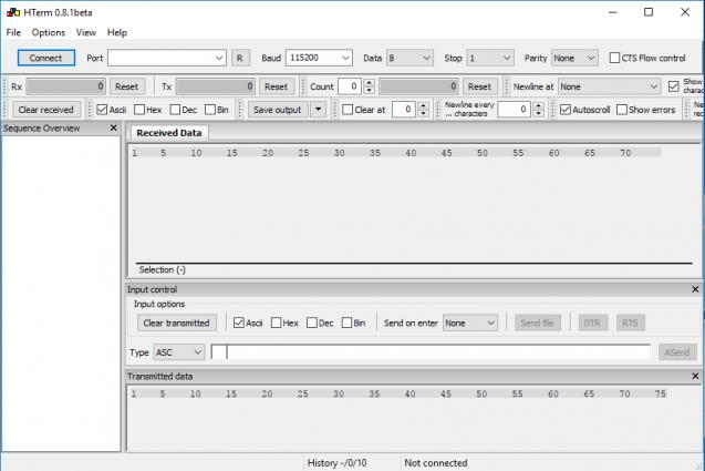 descargar hyperterminal portable windows 7
