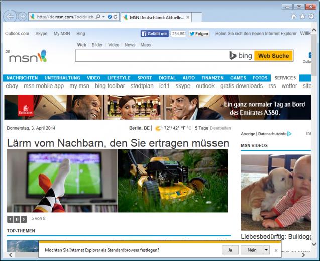 Internet Explorer   heise Download