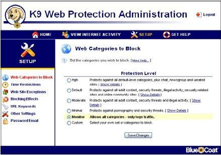 K9 Web Protection | heise Download