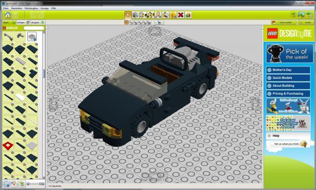 LEGO Digital Designer | heise Download