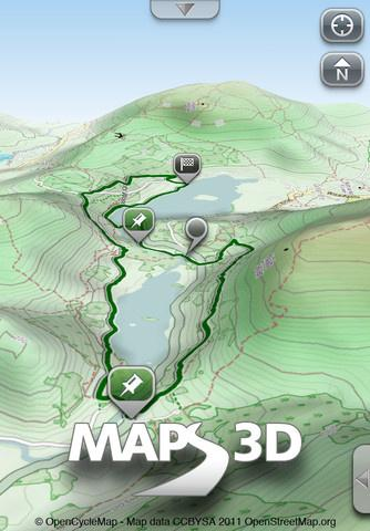 Maps 3D Lite   heise Download