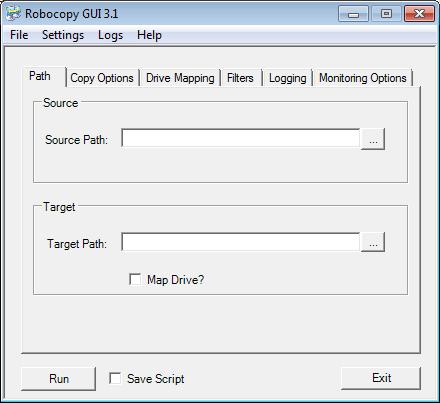 Microsoft Robocopy GUI | heise Download