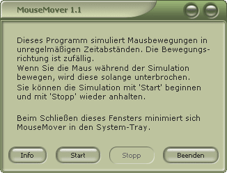 Mouse Mover | heise Download