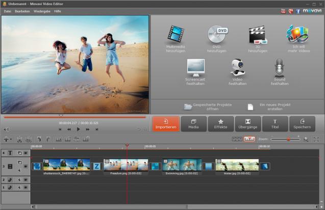 movavi video editor 14 pro