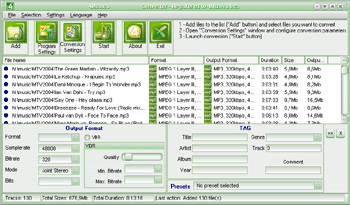 MP3 to WAV Converter | heise Download