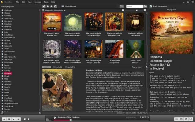 MusicBee | heise Download