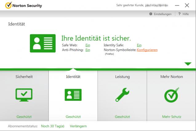 Norton Security | heise Download