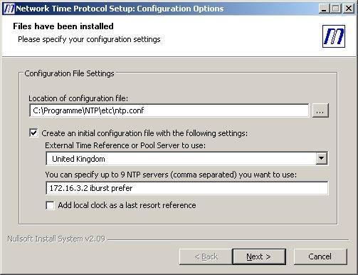 NTP für Windows | heise Download