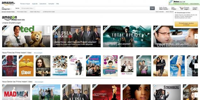 amazon prime instant video app download ps3