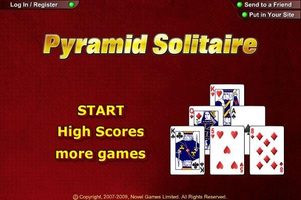 pyramid solitaire download for windows 7