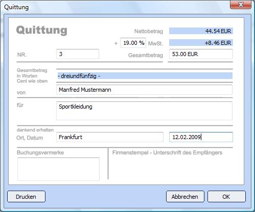 Quittung Heise Download
