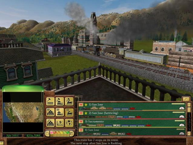Railroad Tycoon | heise Download