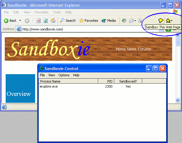 Sandboxie For Mac