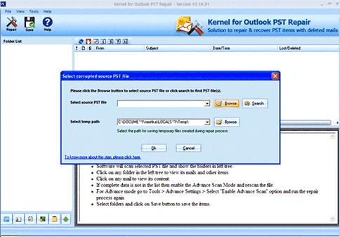 microsoft outlook 2007 inbox repair tool free download