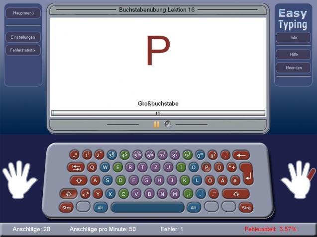 schreibmaschinenkurs online