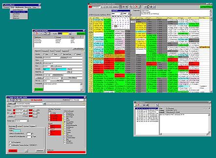 terminplaner netzwerk