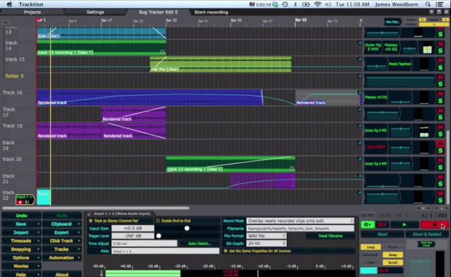 Tracktion   heise Download