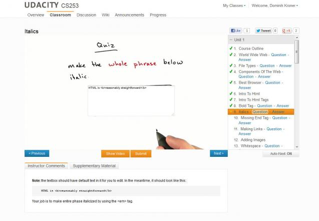 Udacity | Download bei heise