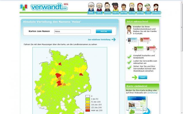 Verwandt De Karte.Verwandt De Heise Download