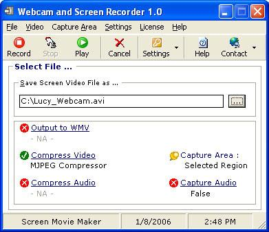 Webcam and Screen Recorder | heise Download