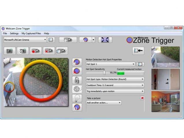 software für webcam überwachung