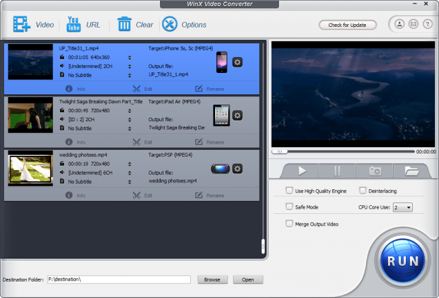 winx free mp4 to mpeg video converter 4.1 download