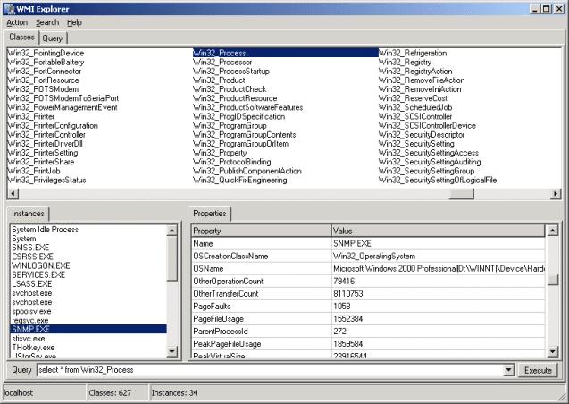 WMI Explorer | heise Download