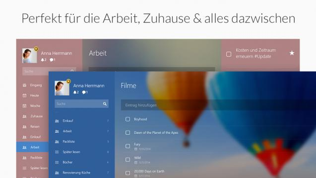 Wunderlist | heise Download