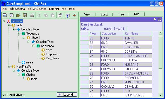 XMLFox XML/XSD Editor | heise Download