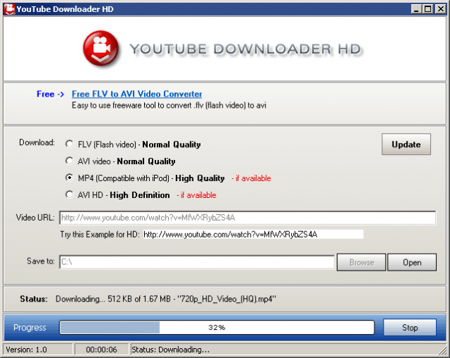 Youtube Downloader HD | heise Download