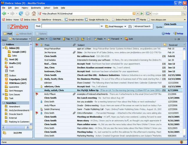 Zimbra Collaboration Suite | heise Download