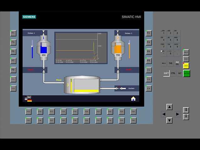 App steuert Industrieanlage: Forscher haben in der Fernsteuerungs-App von Siemens Sicherheitsmängler entdeckt.