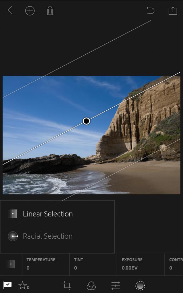 Unter Android lassen sich nun Verlaufsfilter nutzen.