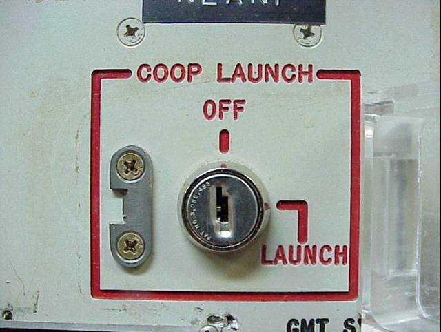 Minuteman-Schlüssel