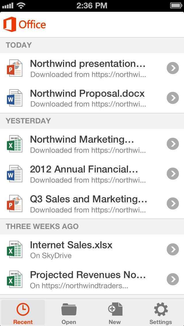 Office-365-Abonnenten können derzeit nur das eingeschränkte Office Mobile auf dem iPhone nutzen