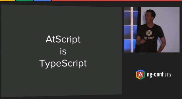 TypeScript 1.5 soll allen Ansprüchen des AngularJS-Teams genügen, weshalb eine eigene Entwicklung wohl nicht mehr nötig ist.