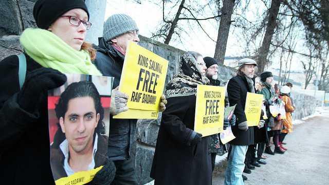 Hartes Urteil gegen saudischen Blogger Badawi bleibt bestehen
