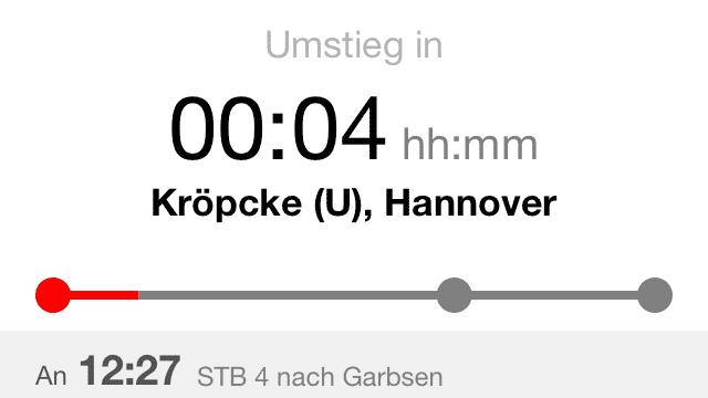 Bahn-App DB Navigator