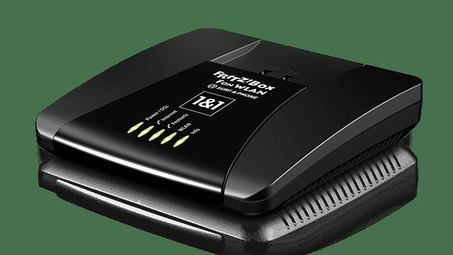 Fritzbox Router