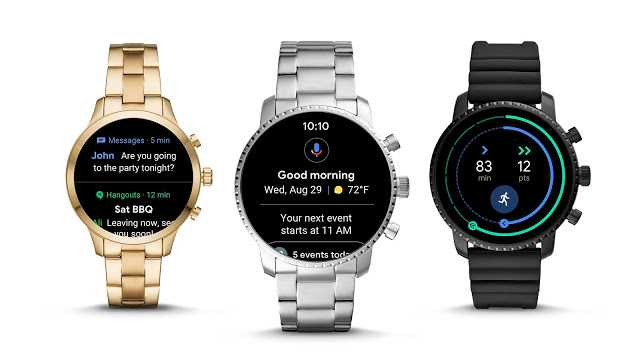 Google kauft Smartwatch-Firma WIMM