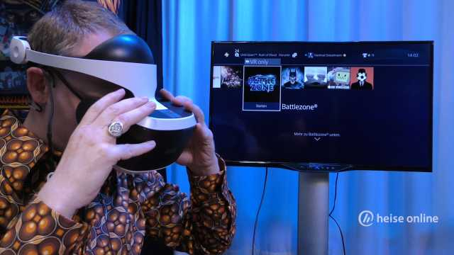 Sony Vr Brille 2 : Playstation vr brille von sony