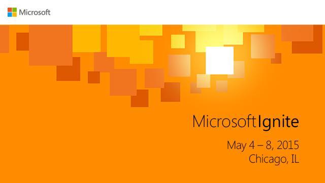 Entzündet: Mit der Ignite bündelt Microsoft einige seiner Konferenzen für Unternehmen.