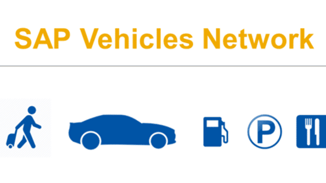 SAP Vehicles Network