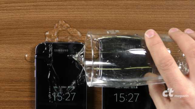 Samsung Galaxy S7 Sd Karte Als Standardspeicher.Samsung Galaxy S7 Und S7 Edge Im Test Schnell Langer Atem