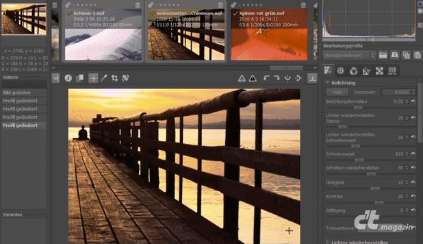 Foto-Optimierung mit wenigen Klicks | c't Magazin