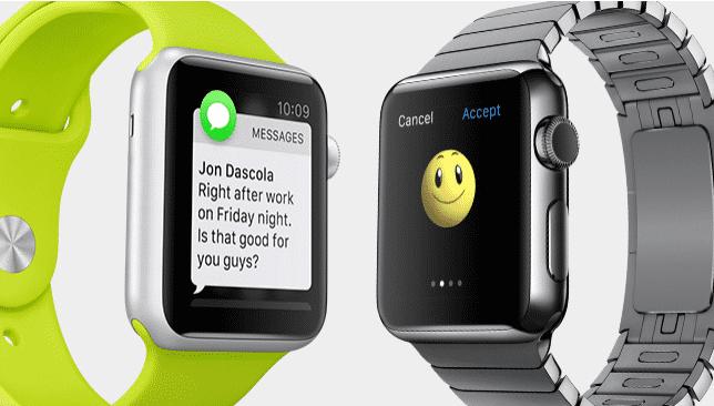 Bald mit Spielen: Apple Watch.